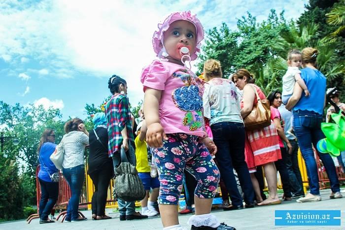 1er juin- Journée internationale des enfants