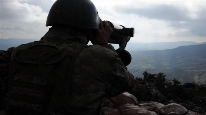 Syrie:   les commandos turcs neutralisent 2 terroristes du YPG/PKK