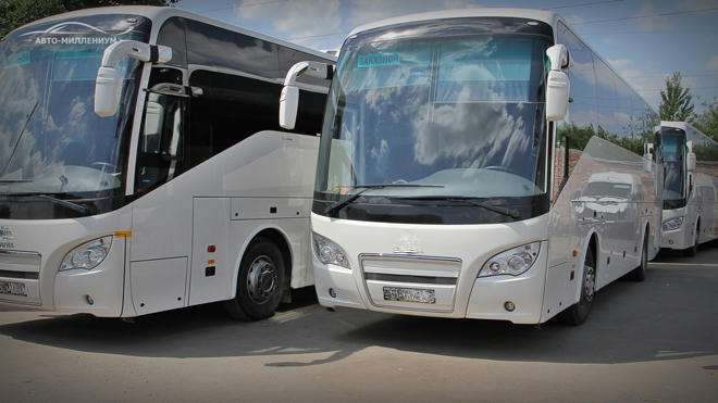 Azerbaijan to apply new transport rules for intercity buses