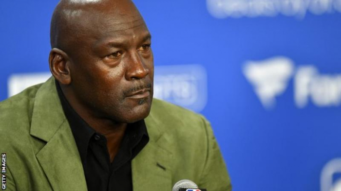 George Floyd death: Michael Jordan