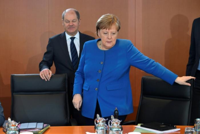 Koalitionsspitzen beraten über geplantes Konjunkturpaket