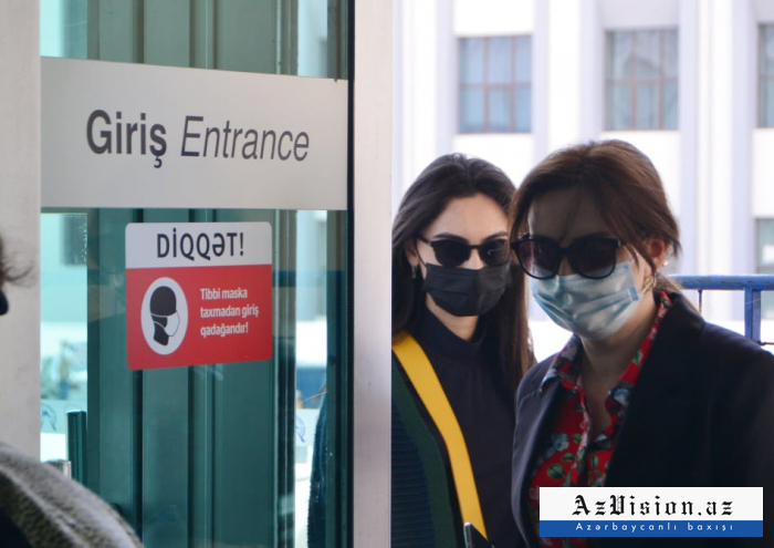 Azerbaijani parliament approves fines for not wearing face masks