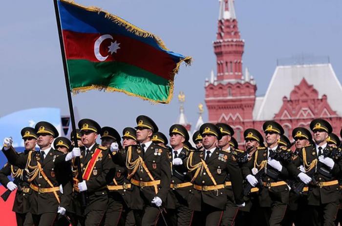 -Moskvada hərbi parada qatılacaqlar