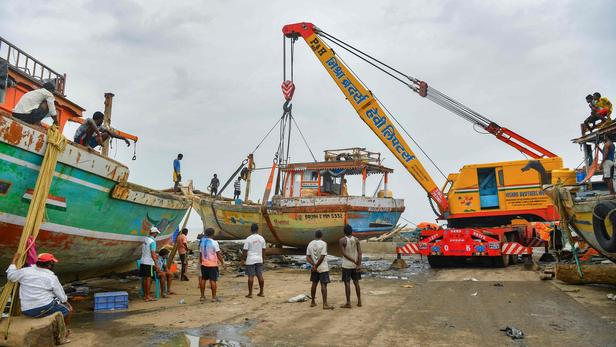 Inde:   100.000 évacuations à l