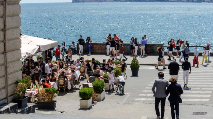Italien öffnet Grenzen und wirbt um Urlauber