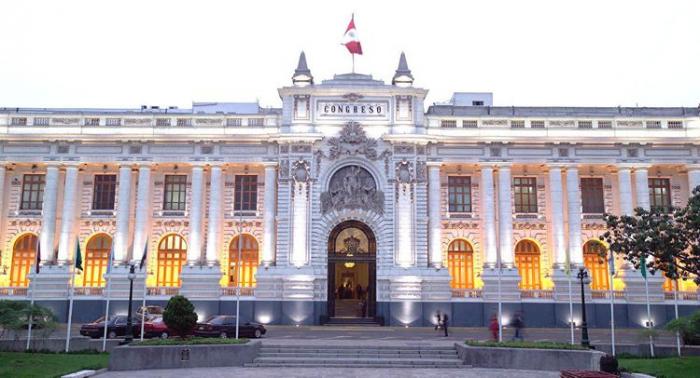 Le Congrès péruvien adopte une déclaration sur l