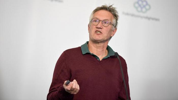 Epidemiologe Tegnell übt Selbstkritik