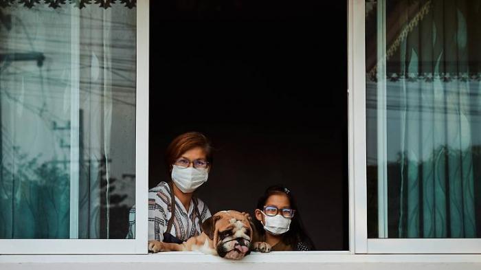 Wie eine Infektion zu Hause verhindert wird