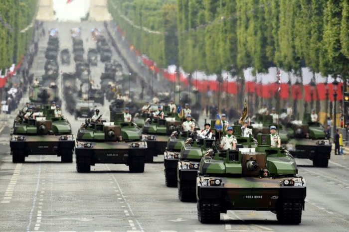 France cancels July 14 military parade over Covid-19