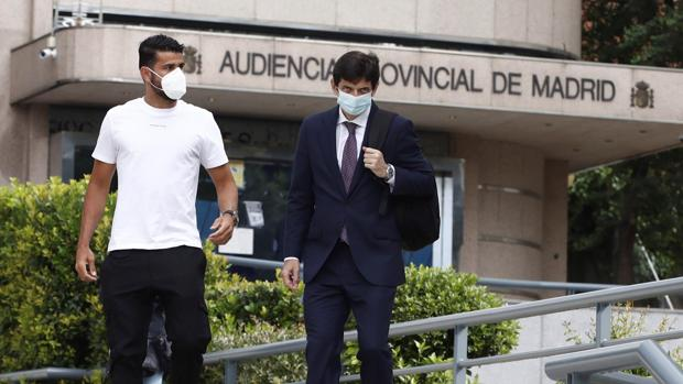 Diego Costa paga 36.000 euros para sustituir seis meses de prisión