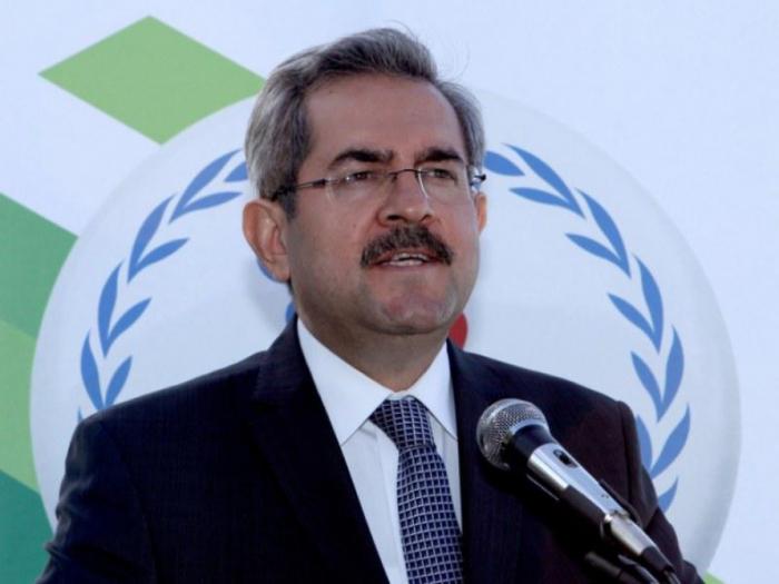"Necdet Unuvar awarded Azerbaijan's ""Dostlug"" Order"