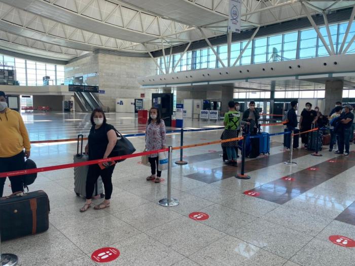 Azerbaijan evacuates 144 citizens from Ankara -  PHOTOS