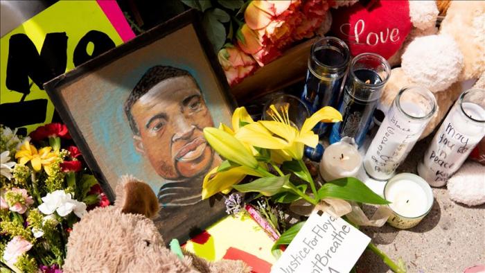 Con un homenaje conmemorativo, Minneapolis despidió a George Floyd