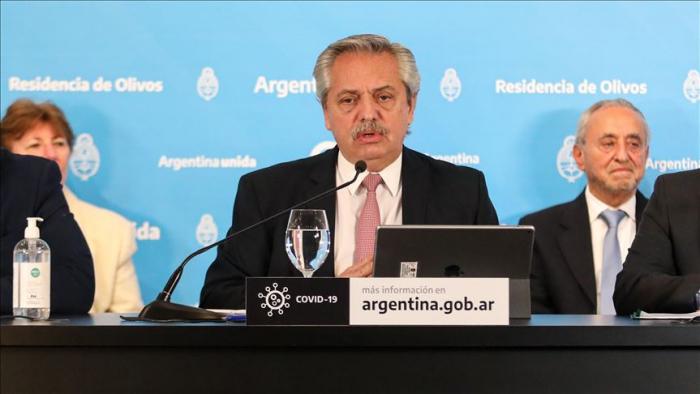 Alberto Fernández alarga la cuarentena hasta el 28 de junio en zonas con circulación de coronavirus