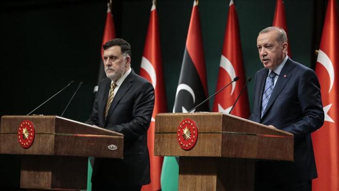 Turquía y Libia se comprometen a cooperar más en Mediterráneo Oriental
