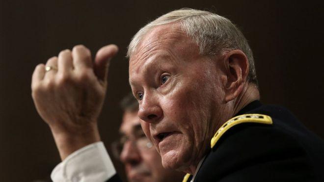 George Floyd protests: Ex-top general rebukes Trump