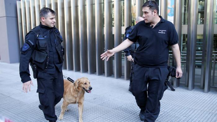 La Embajada rusa en Argentina recibe una amenaza de bomba