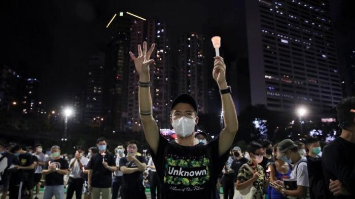 Hong Kong passes bill making it a crime to disrespect China's national anthem