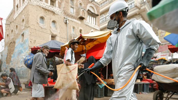 La ONU advierte que Yemen podría enfrentarse a uno de los peores brotes del coronavirus