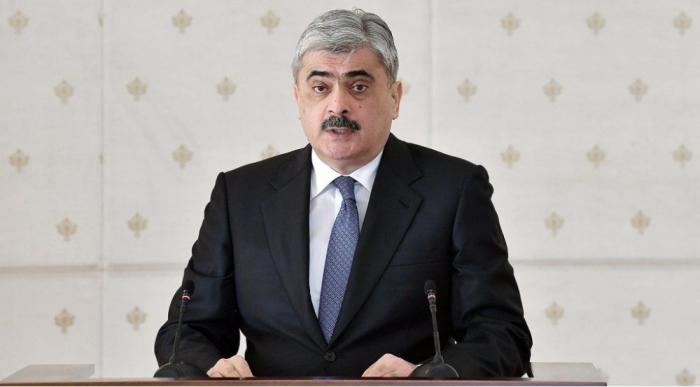 Azerbaijani minister talks Chamber of Accounts