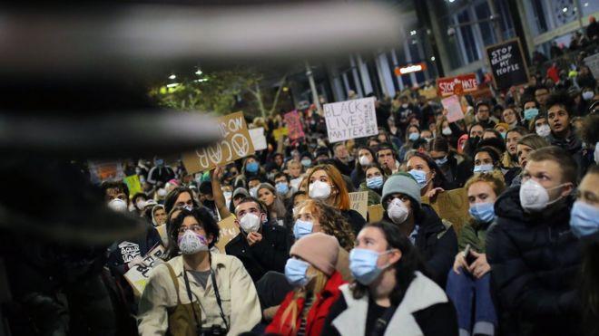 Court bans Australian Black Lives Matter rally over coronavirus
