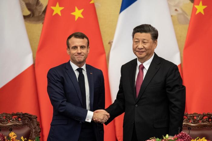 Macron se comunicó con Xi Jinping para hablar sobre la pandemia, la situación de Hong Kong y África