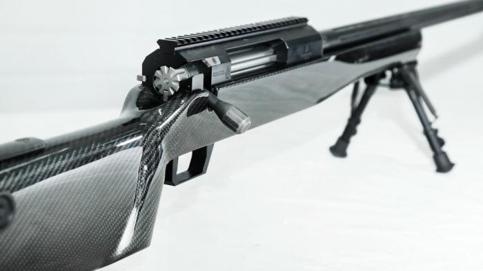 Desarrollan en Rusia el primer rifle de francotirador con alcance de tiro de 7 kilómetros