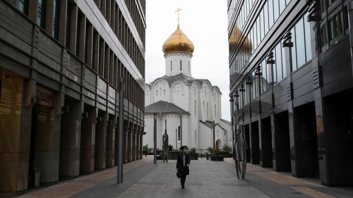 Asciende a 458.689 el número de casos de coronavirus en Rusia tras confirmarse los últimos 8.855