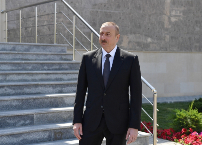 We are ahead of many developed countries- President Aliyev