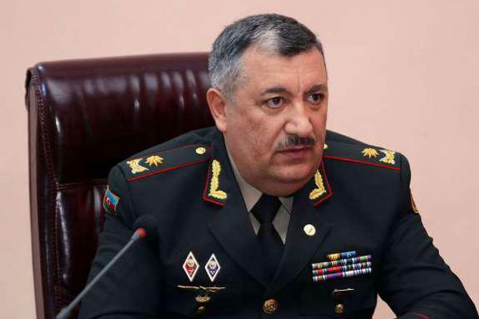 General Natiq Əliyev vəzifəsindən azad olundu