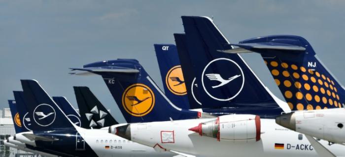 Pandemic-hit Lufthansa says 22,000 jobs to go