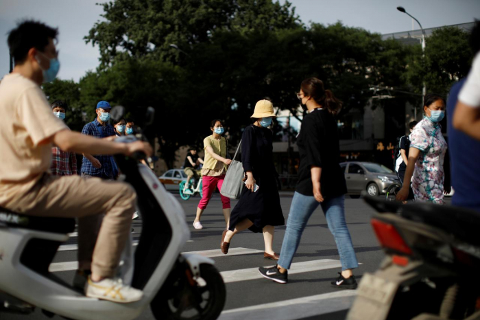 Beijing city reports first confirmed COVID-19 case in nearly two months