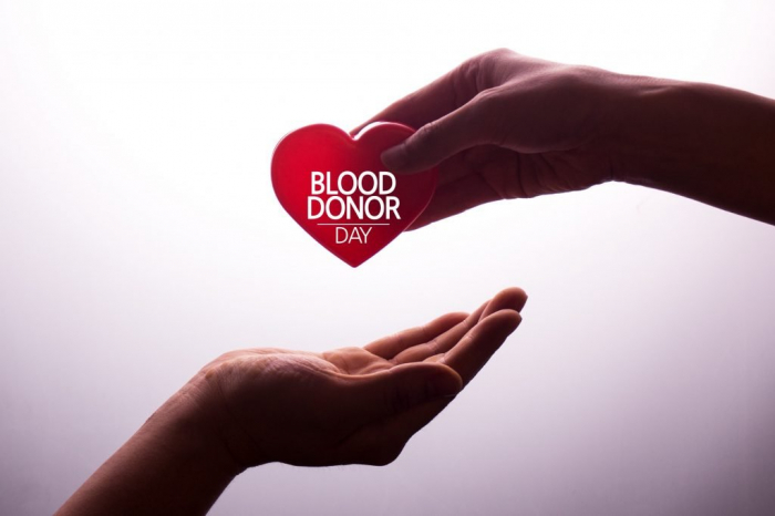 World blood donor day 2020:   Five reasons why you should donate blood