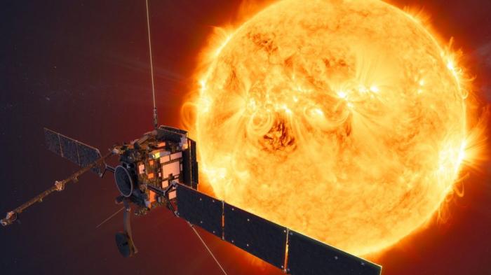 Solar Orbiter: Europe