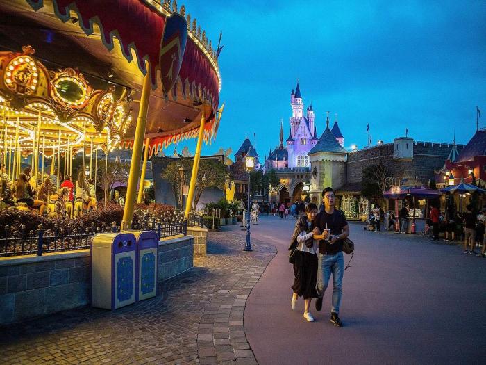 Hong Kong Disneyland to reopen after five-month virus closure