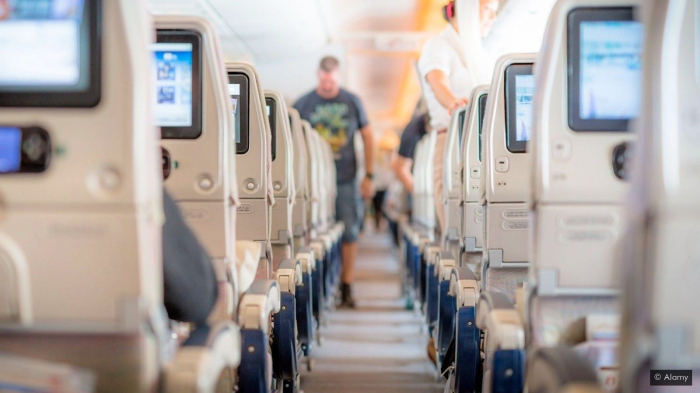 How Covid-19 could change plane boarding -   iWONDER