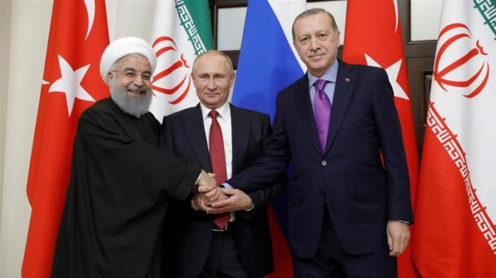 Iran, Russia, Turkey to hold summit via video conference