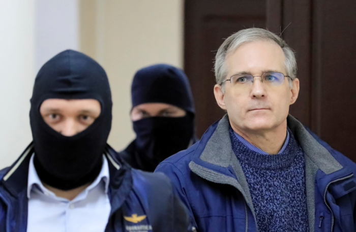 Russia jails ex-U.S. marine Paul Whelan for 16 years over espionage