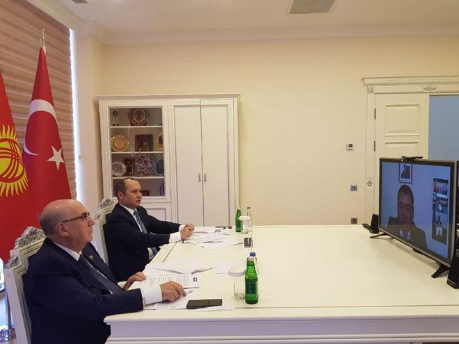TURKPA's commission holds online meeting