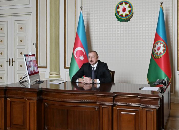 President Aliyev: Coronavirus situation is under control in Azerbaijan