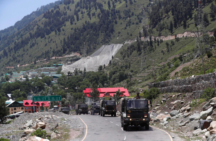 China says it has agreed with India to de-escalate border situation