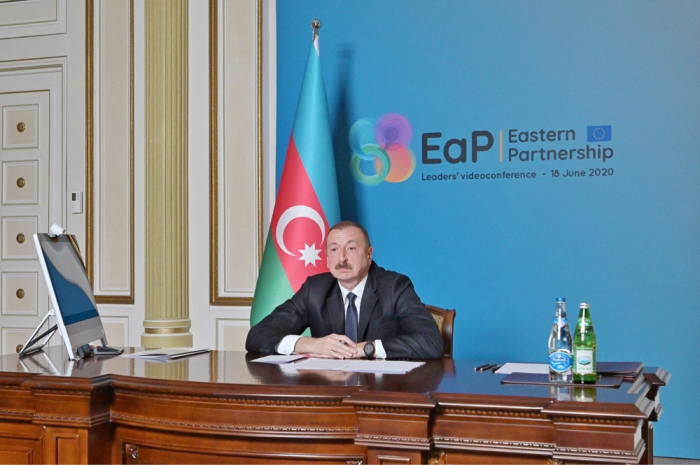 We are at final stage of negotiations on new partnership agreement - President Aliyev