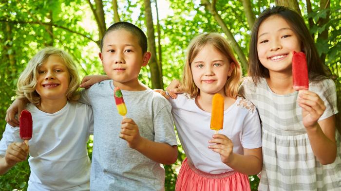Corona-Studie:   Kinder keine Treiber der Pandemie