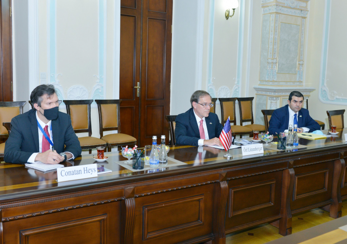 "Ambassador: ""The U.S. recognizes Azerbaijan"