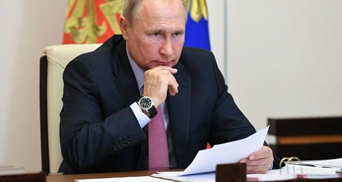 Putin: Westliche Länder wollen Münchner Abkommen unter den Teppich kehren