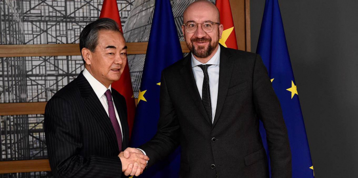 How Europe can live with China -   OPINION