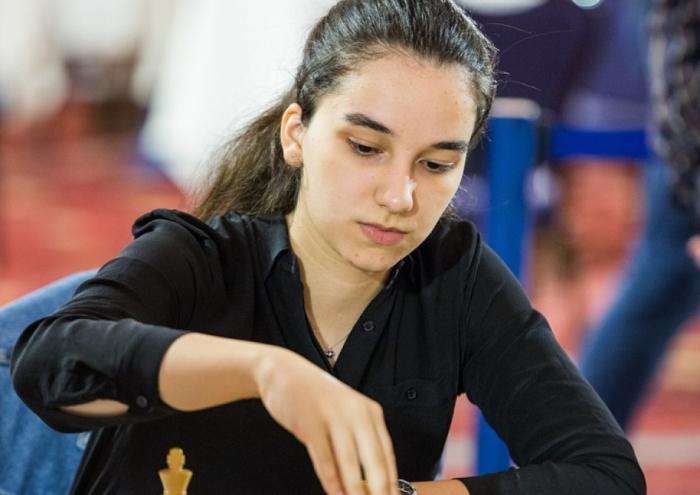Azerbaijan`s Mammadzade qualifies for final of Online Women`s Speed Chess Championship