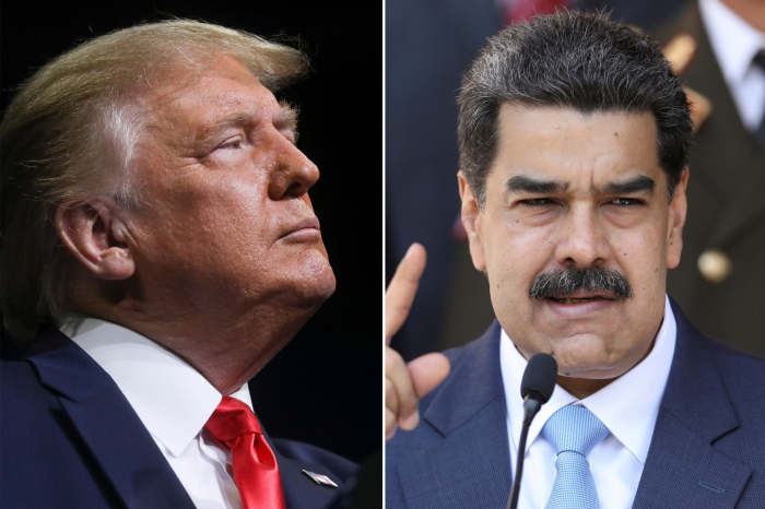 Trump says he would consider meeting Venezuela