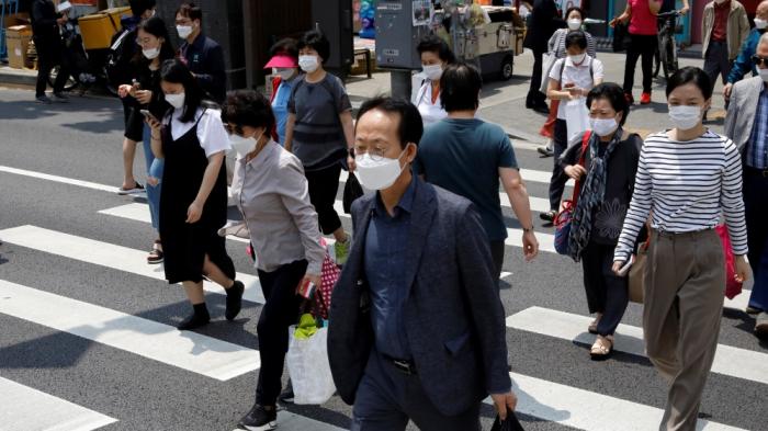 South Korea confirms second wave of coronavirus spread