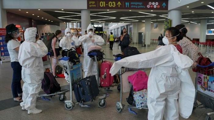 Coronavirus pandemic: Tracking the global outbreak